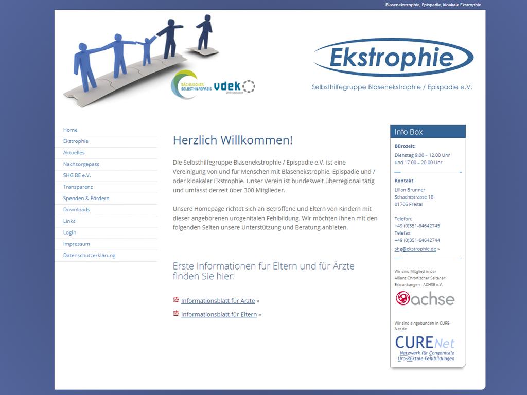 www.blasenekstrophie.de
